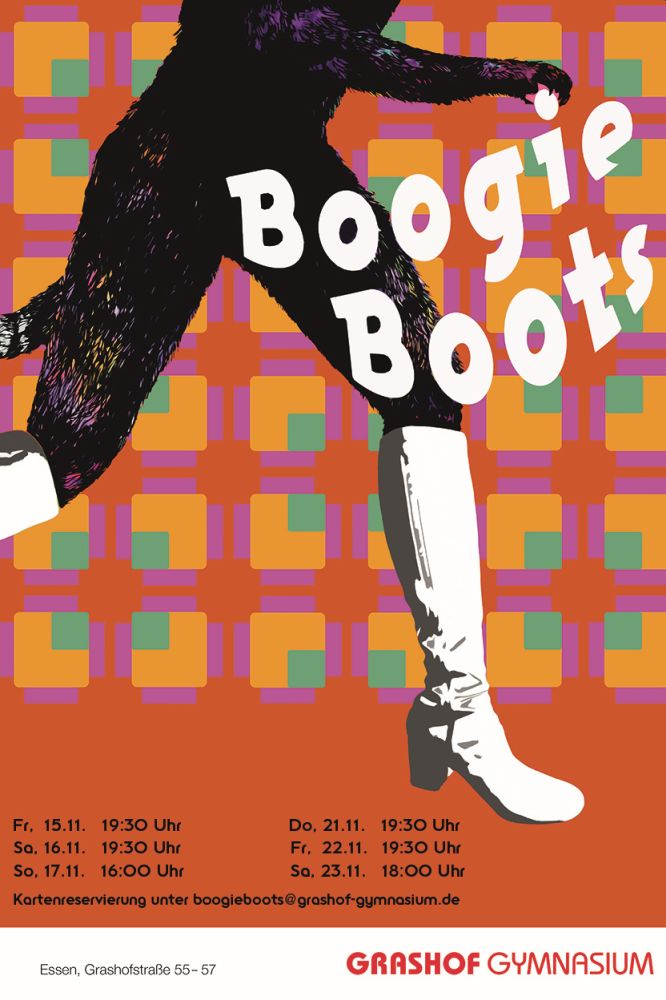 boogie boots